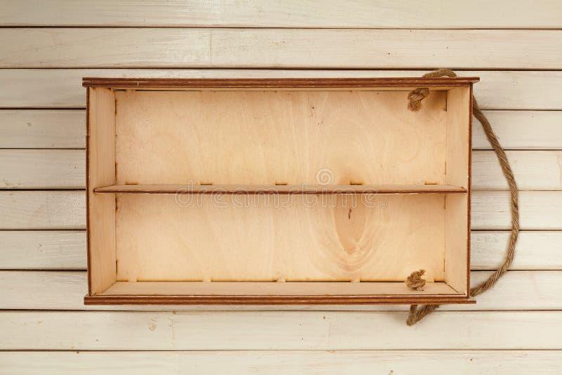 pole drewniany Utrzymywać rzeczy jest twój oddziałowy obraz stock