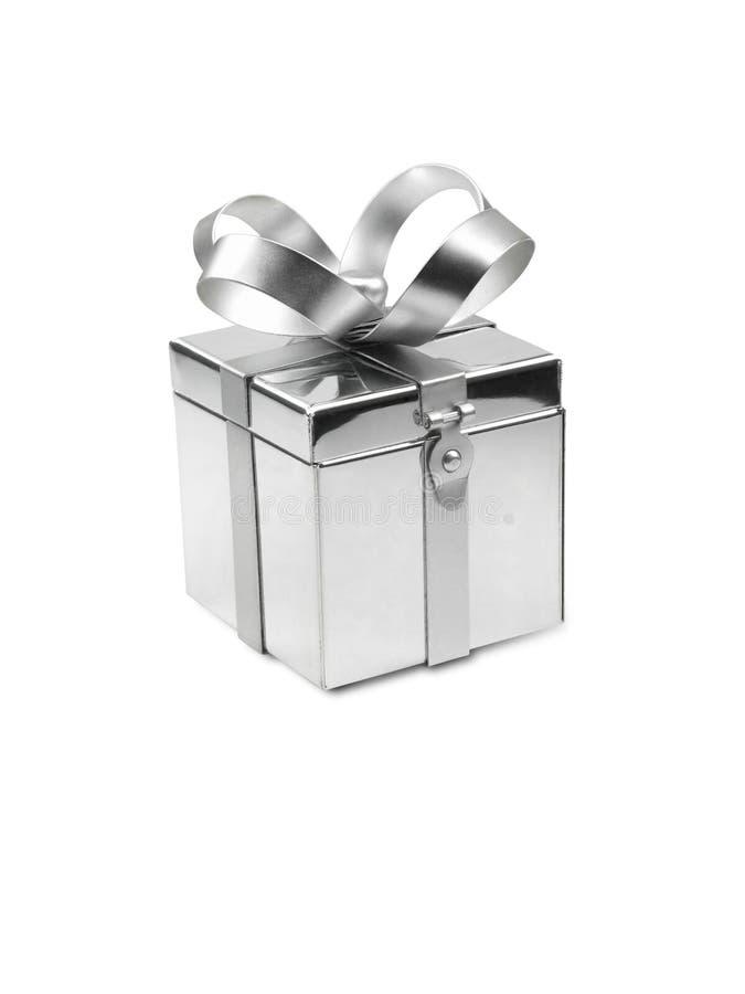 pole przysługę metalową srebra obrazy stock