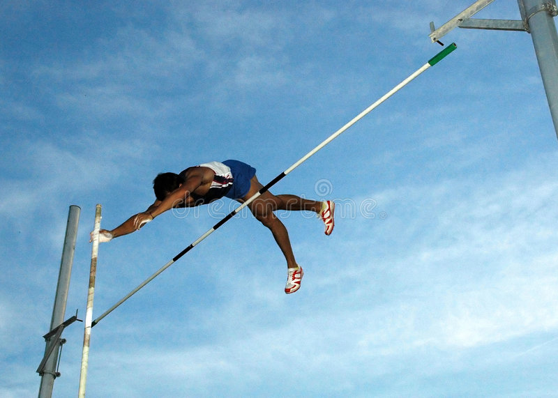 Download Pole-Vaulting stock image. Image of sport, military, medalist - 2797261