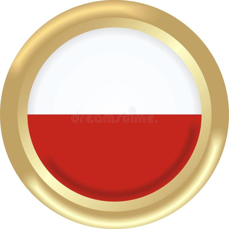 Polen royalty-vrije illustratie