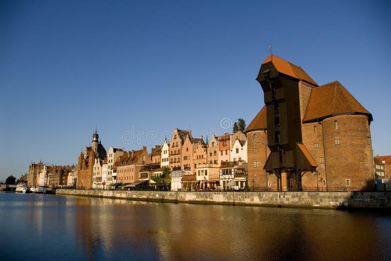 Download Polen, Gdansk stock foto. Afbeelding bestaande uit majestic - 10782350
