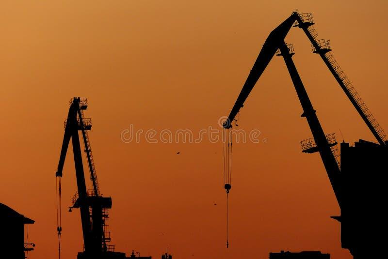 Polen Gdynia stock fotografie