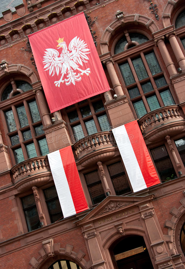 Polen, Hof Torun - Artus royalty-vrije stock foto's