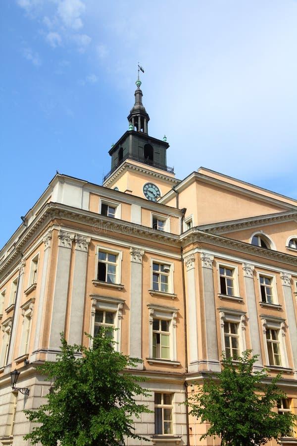 Polen - Kalisz lizenzfreie stockfotos