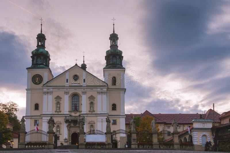 Polen, Malopolska, Kalwaria Zebrzydowska, Heiligtum lizenzfreie stockfotografie