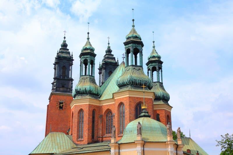 Polen - Poznan stock afbeeldingen