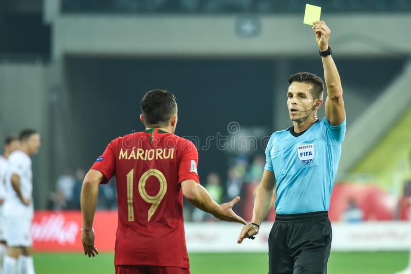 Portugal Polen Schiedsrichter