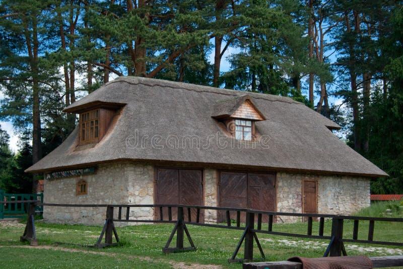 polenovo Ρωσία μουσείων στοκ φωτογραφία