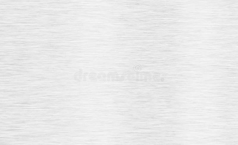 Polerad aluminum bakgrund royaltyfri fotografi