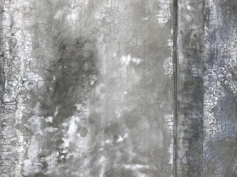 Polerad kal utsatt cementtexturmodell på bakgrund för husväggyttersida Specificera bakgrunden, abstrakt begreppdesignen, inre arc arkivfoto