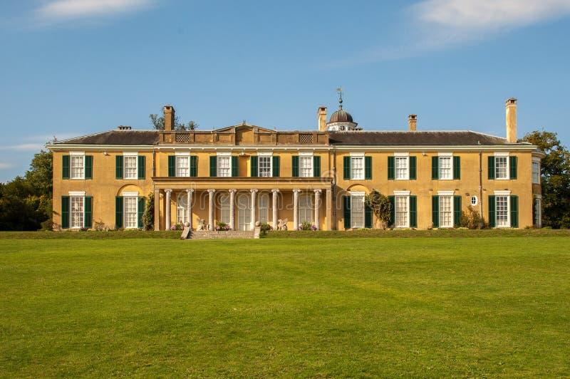 Polesden Lacey House royalty-vrije stock foto