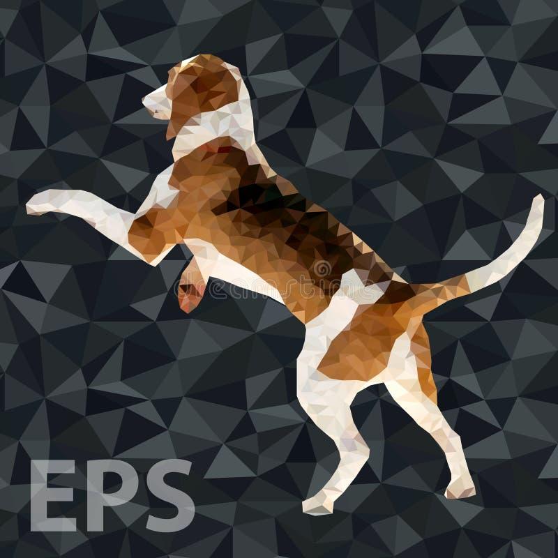 Poli cane 05 [convertito] illustrazione di stock