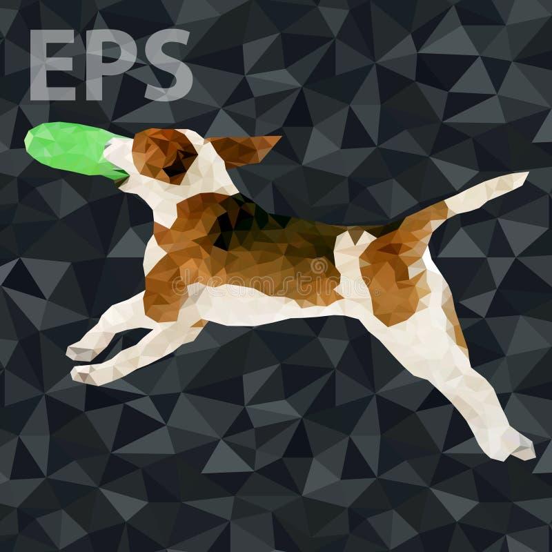 Poli cane 06 [convertito] illustrazione di stock