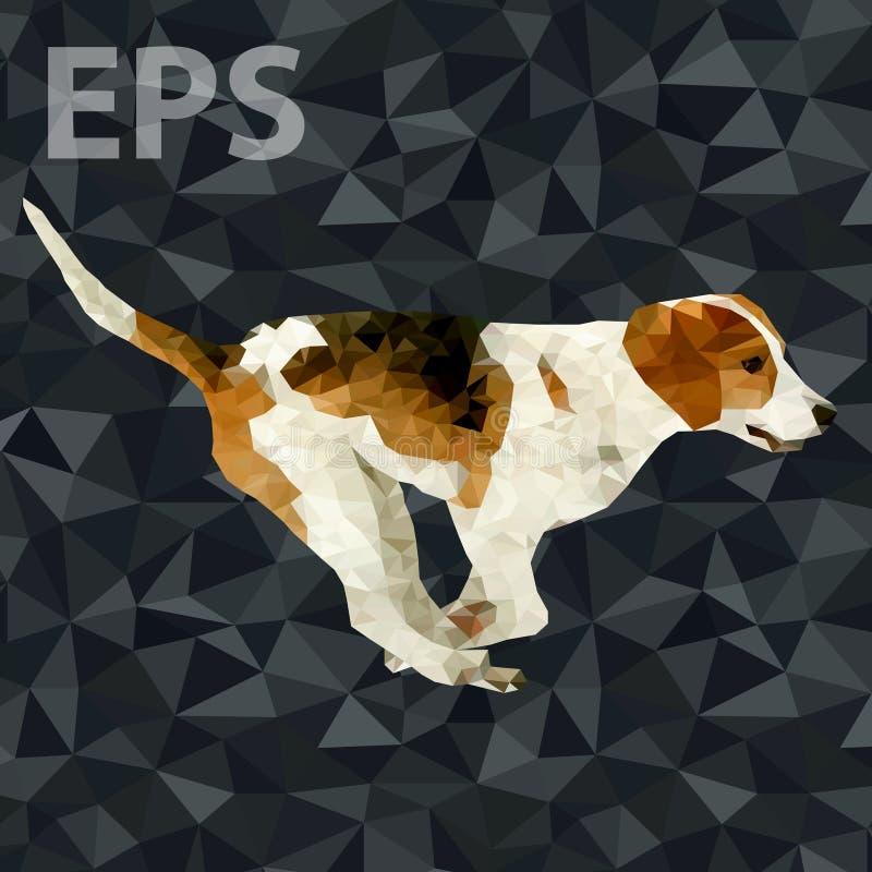Poli cane 07 [convertito] illustrazione di stock
