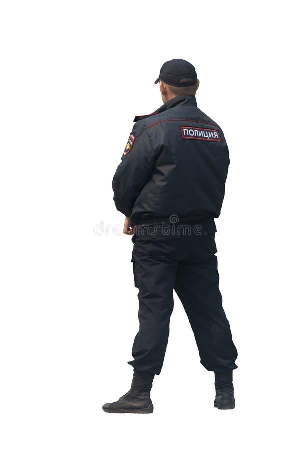 Policía ruso fotos de archivo libres de regalías