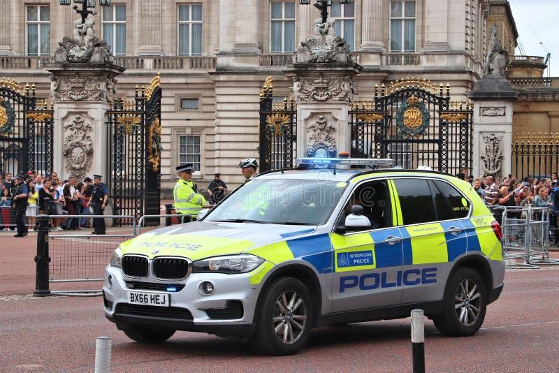 Polic?a brit?nica imágenes de archivo libres de regalías