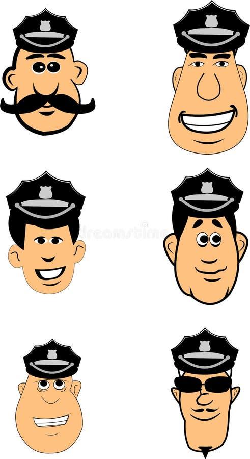 Police Royalty Free Stock Photos