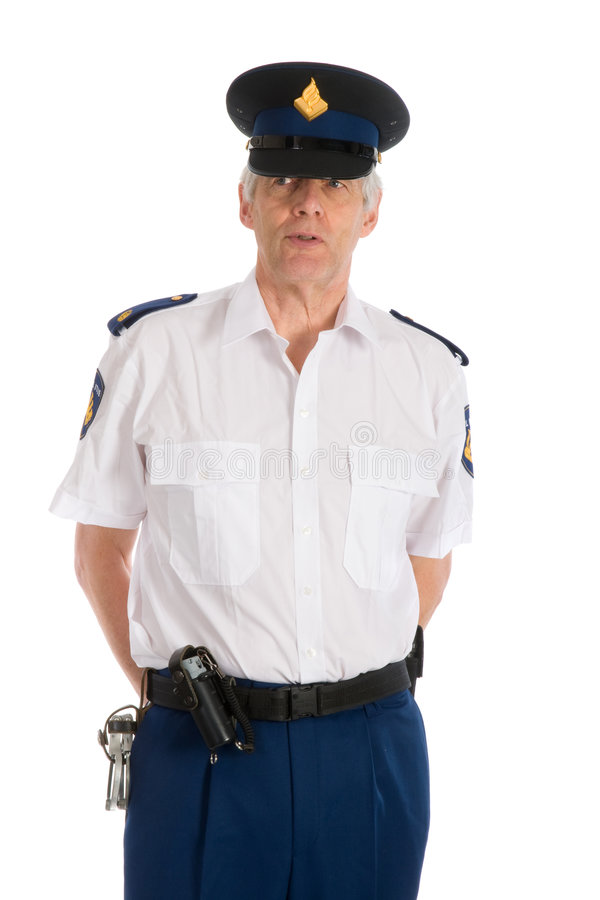 Free Police Royalty Free Stock Photography - 8476747