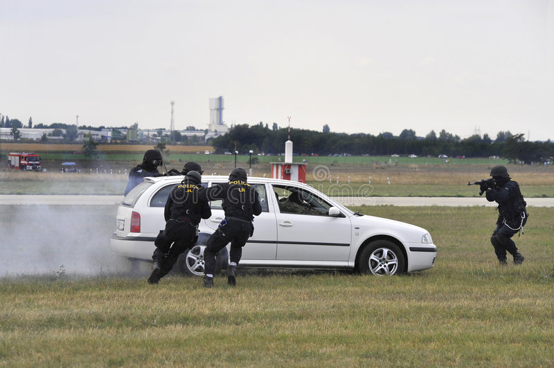 Police action 3