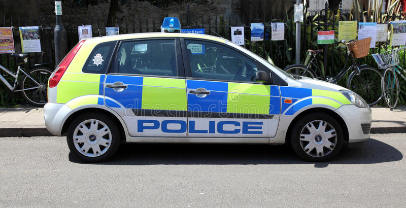 Download Police car editorial stock image. Image of colourful - 14572124