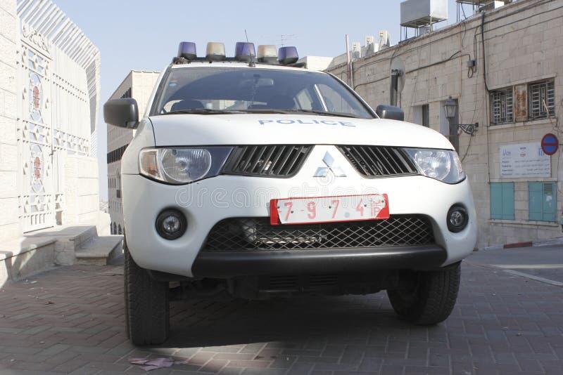 Police car in Bethlehem