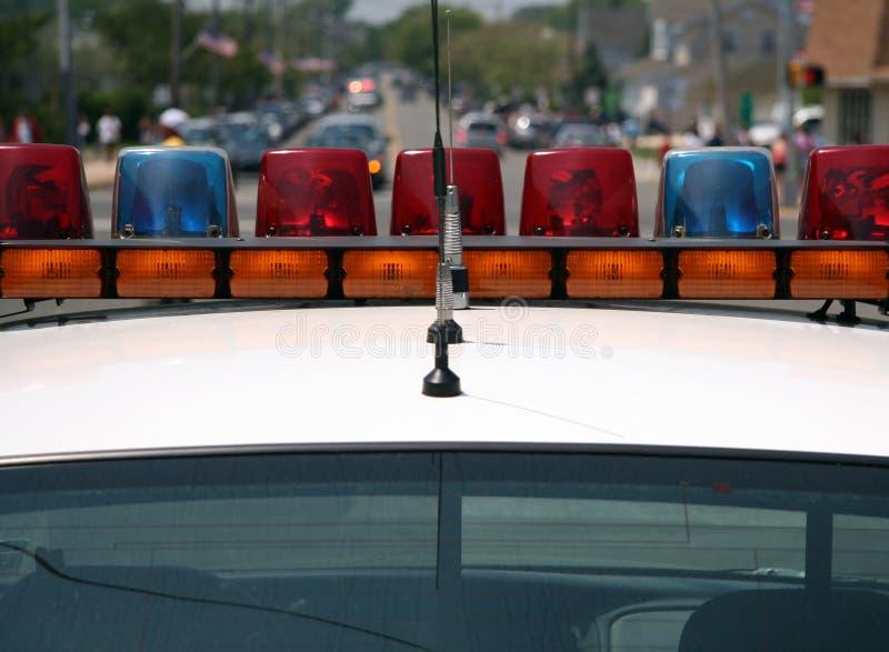 Download Police Car Lights stock photo. Image of transportation - 852772