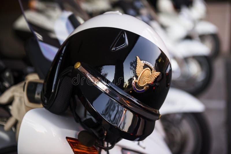 Police d'Anaheim photographie stock