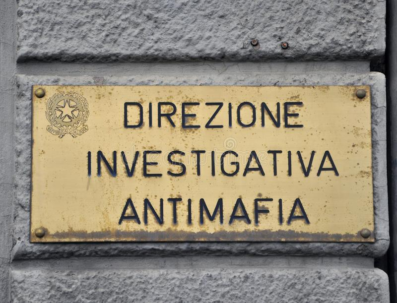 Download Police department in Italy editorial image. Image of counterfeite - 15832550
