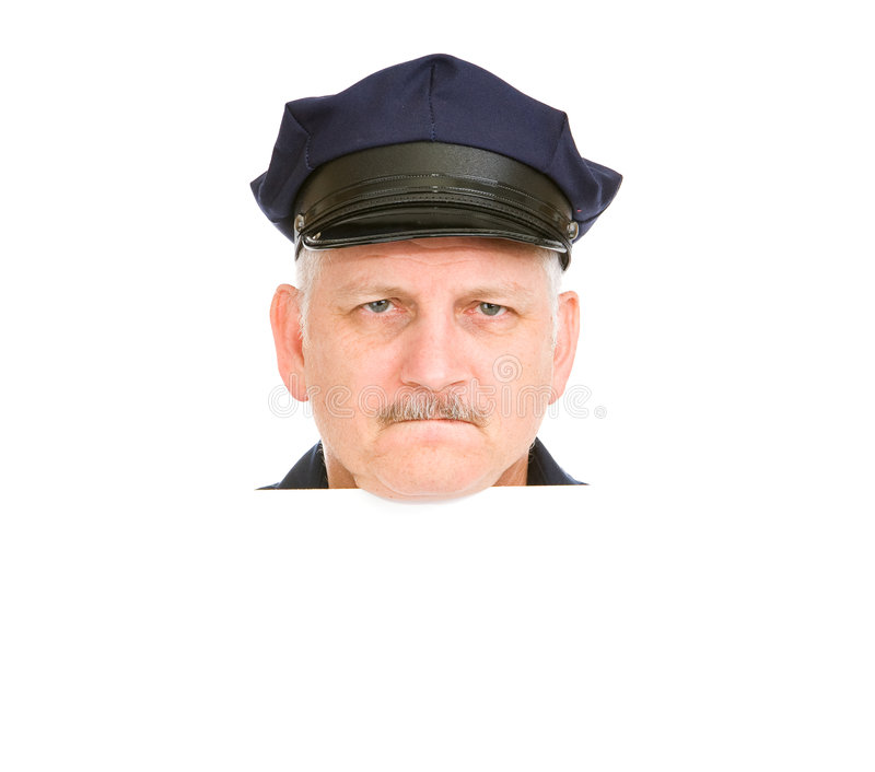 Download Police Head Angry stock image. Image of people, government - 5558707