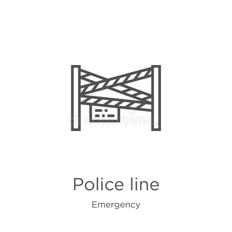 Security Hut Symbol: Police Hat Stock Illustration. Illustration Of Chrome