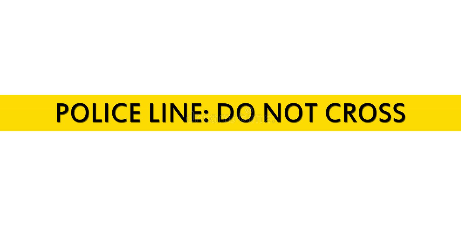 Download Police Line Tape Stock Photo - Image: 15086710