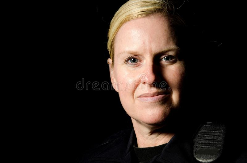 Download Police Officer stock photo. Image of female, security - 25062382