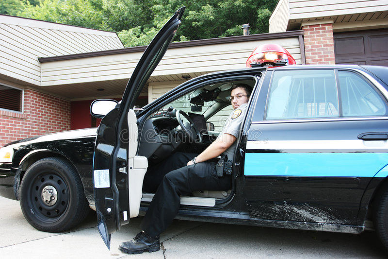 Download Police Officer stock image. Image of officer, cops, patrol - 2676947