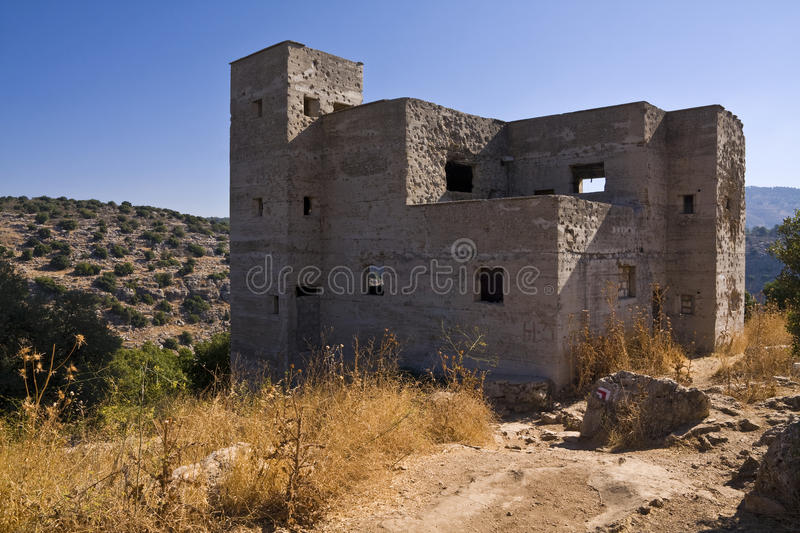 Download Police Station Ruins stock photo. Image of police, ruins - 10685192