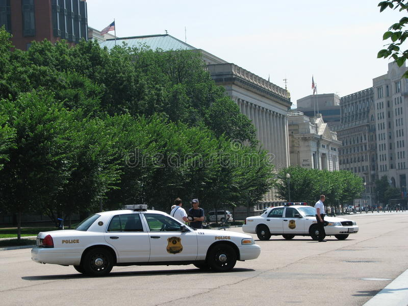 Download Police - USSS Cars, Washington DC Editorial Image - Image: 19852840