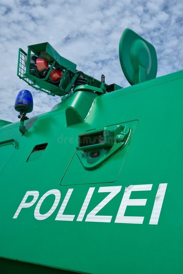Police Vehicle Royalty Free Stock Image