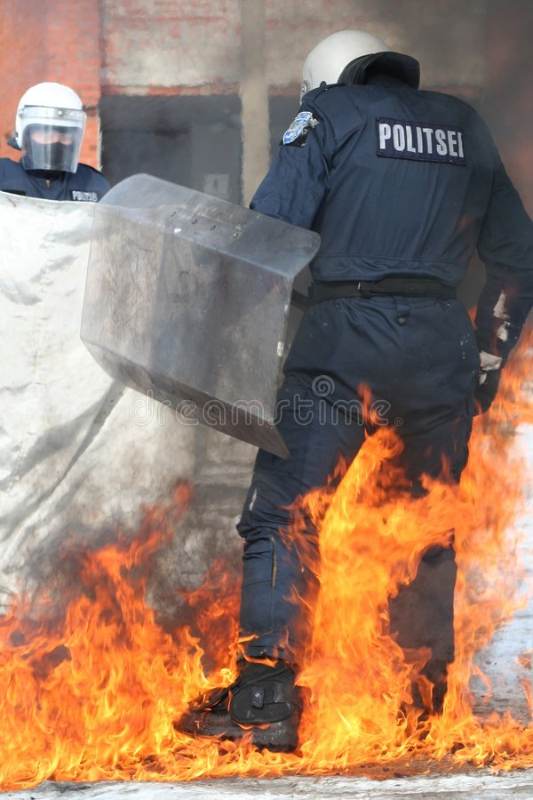 police2 стоковые фото