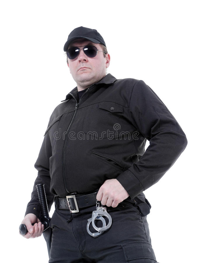 Free Policeman Stock Photos - 38564223