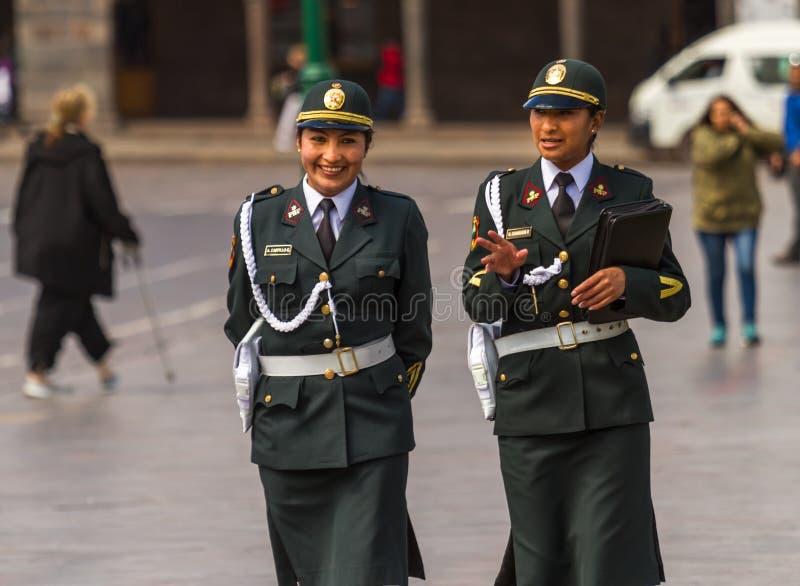 policewomen fotografia stock libera da diritti