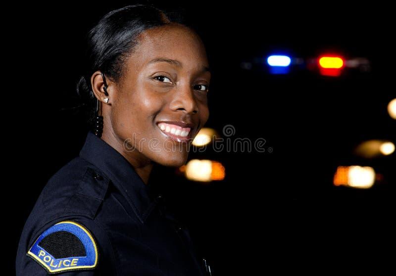 Download Policier photo stock. Image du noir, uniforme, américain - 22291676