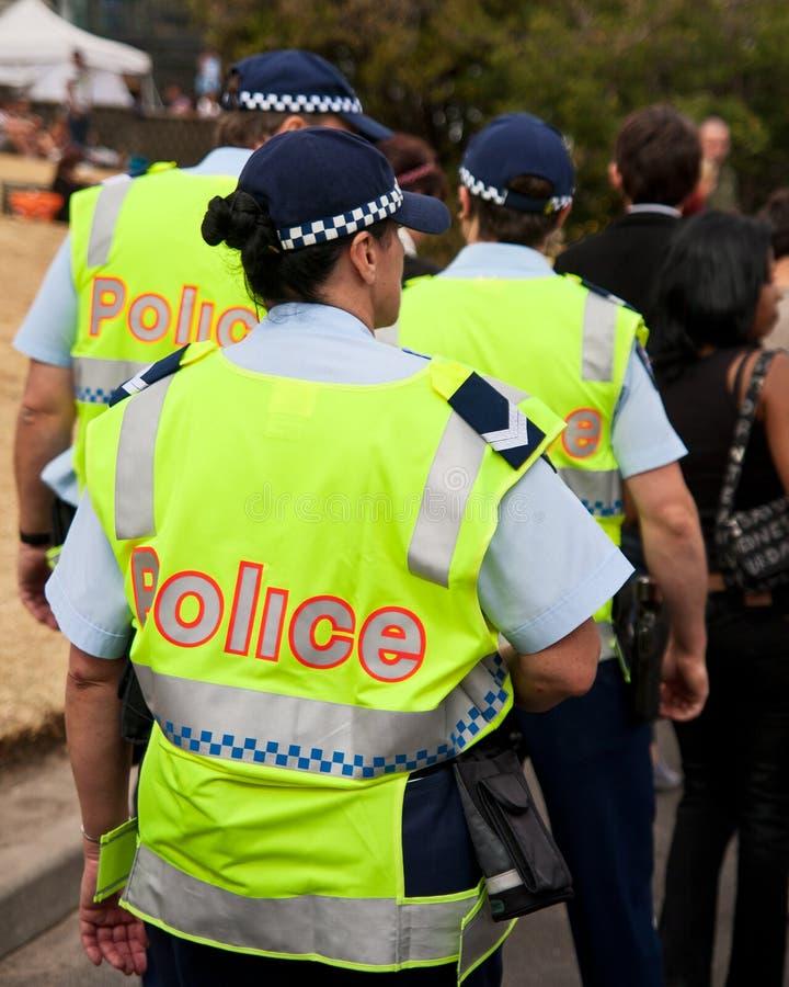 Download Policja zdjęcie stock editorial. Obraz złożonej z gacenie - 22306343