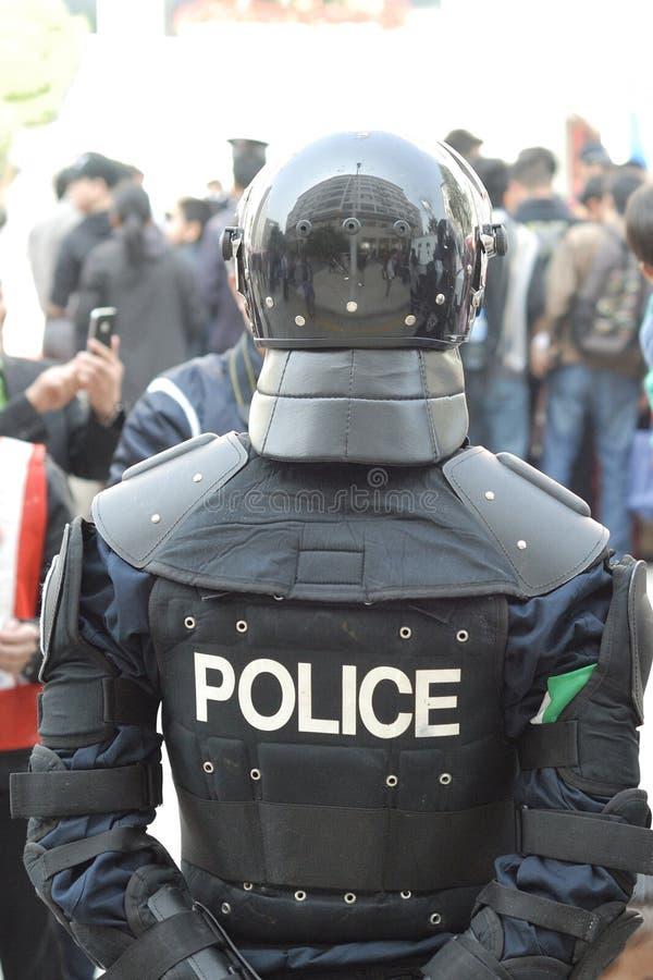 Download Policja zdjęcie stock. Obraz złożonej z broń, zabezpieczenie - 25771448
