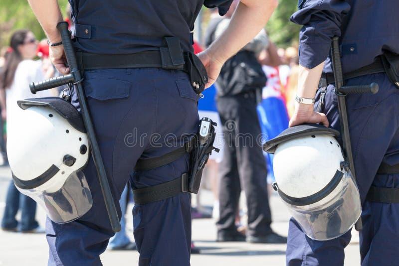 policja Egzekwowanie prawa fotografia royalty free