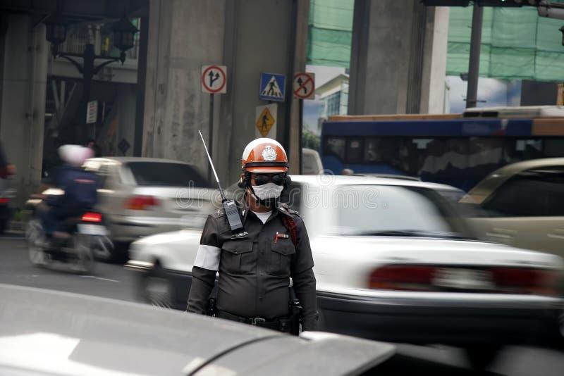 policja przemyt zła środowiska obrazy stock