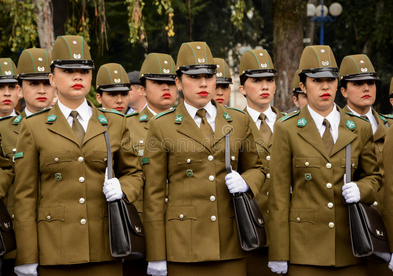 policjantka fotografia royalty free