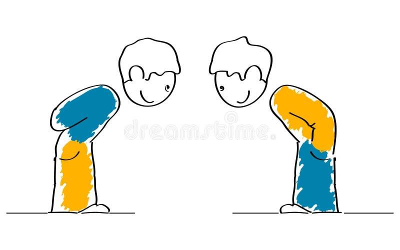 Polido ilustração stock