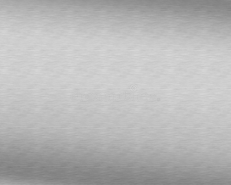 Polieraluminium lizenzfreie abbildung
