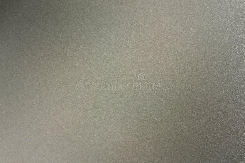 Polierte dunkelgraue Stahlplatte, abstrakter Beschaffenheitshintergrund vektor abbildung