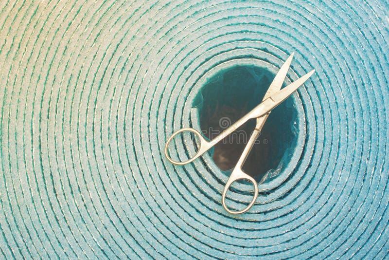Polietylen izolacji odosobnienia piana z aluminiową folią w rolce zdjęcia stock