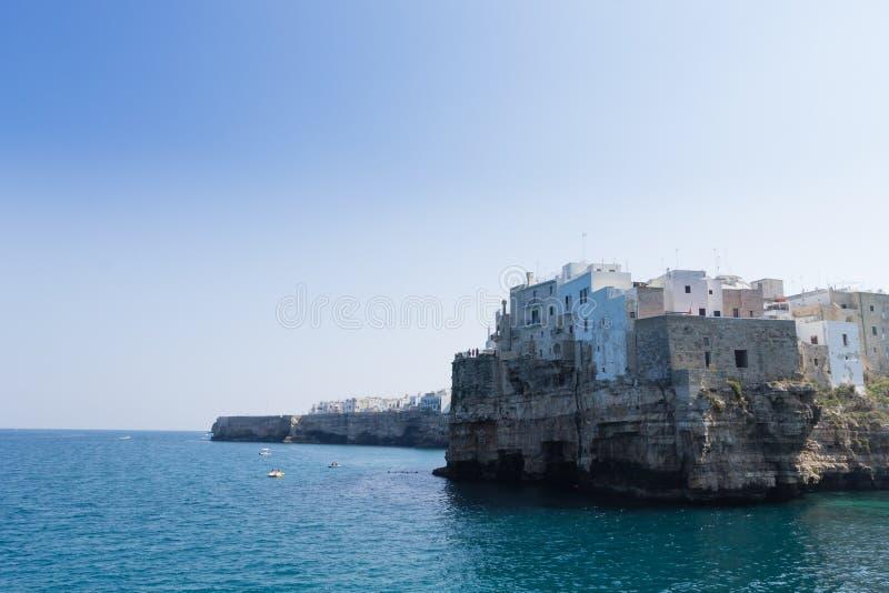 Download Polignano A Mare View, Apulia, Italy Stock Photo - Image: 83712079